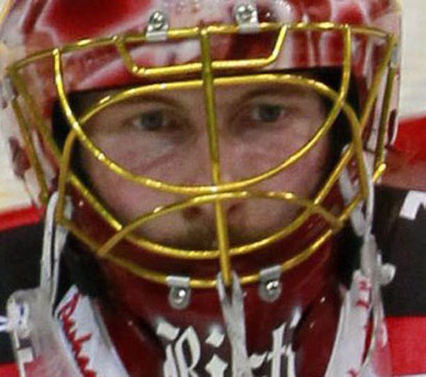 Jussi Rynnäs luottaa Toronton maalivahtivalmennukseen.