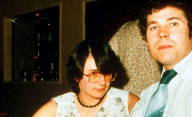 Fred ja Rosemary West kiduttivat ja tappoivat Britanniassa naisia 1970-luvulla.