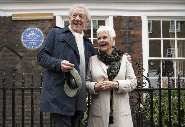 Sir Ian McKellen ja Judi Dench näyttelevät Cats-musikaalielokuvan päärooleja.