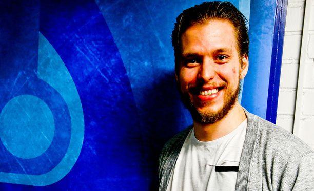 Jukka Peltolan ja muiden tapparalaisten playoff-parta lähti saunaillassa.