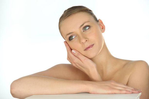 Herkkä iho voi ärtyä helposti esimerkiksi kosmetiikasta, auringonpaisteesta tai saunasta.