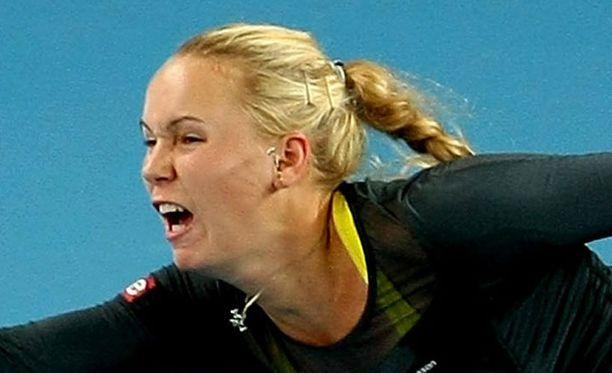 Caroline Wozniacki tavoittelee ensimmäistä isoa voittoaan.