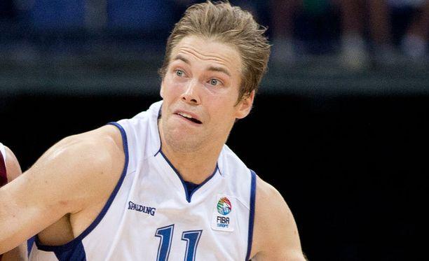 Petteri Koponen on ollut vireessä Himkin takalinjoilla.
