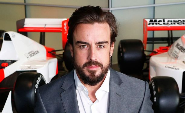 Fernando Alonso valitsi McLarenin.