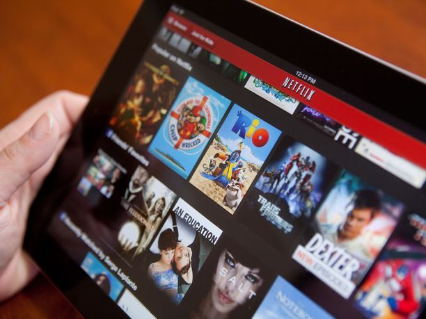 Netflix tarjoaa loppuvuodesta muutakin kuin jouluelokuvia. Kuvituskuva.