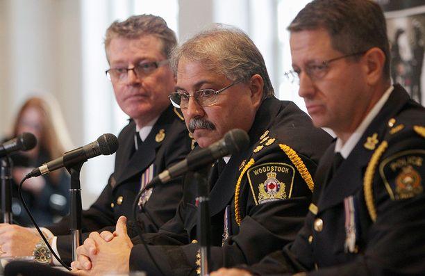 Ontarion poliisi kertoi tiistaina tiedotustilaisuudessa, että hoitajaa syytetään kahdeksan vanhuksen murhasta.