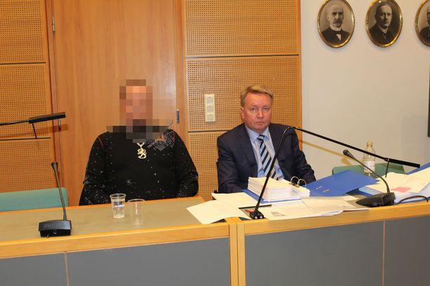 Äänekosken Kivetyn murhaa käsiteltiin kahteen otteeseen sekä käräjillä että hovioikeudessa. Kuva on käräjäoikeudesta.