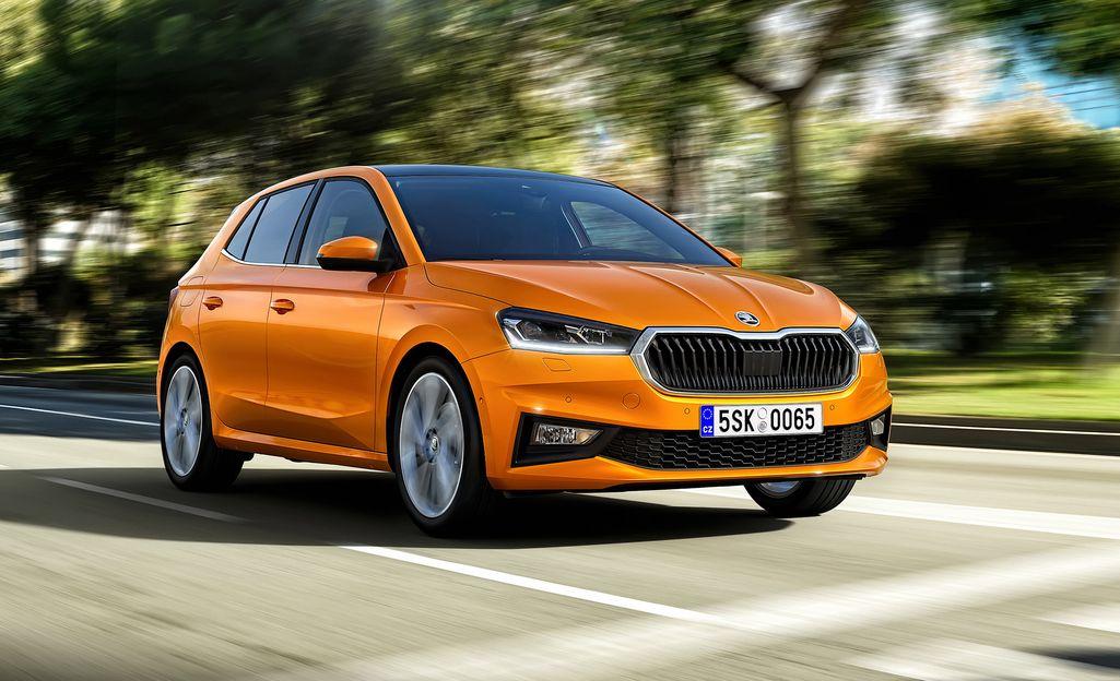 Pieni uutuus-Škoda venytti tavaratilansa VW Golfin mittoihin