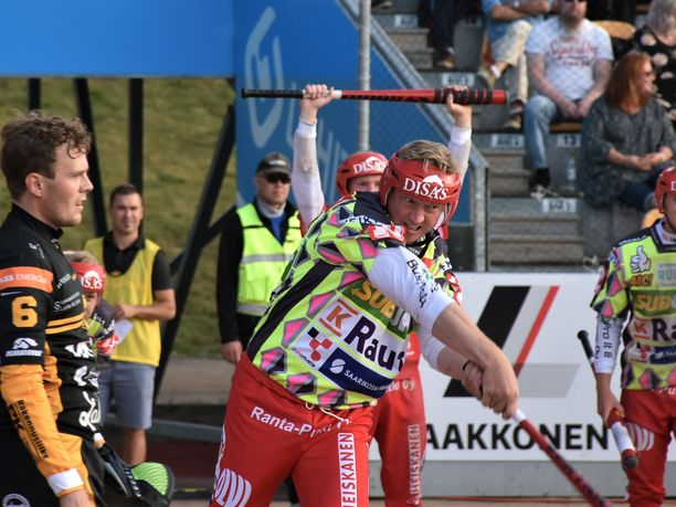 Jere Dahlström joutui pettymään hienosta loppukiristä huolimatta.