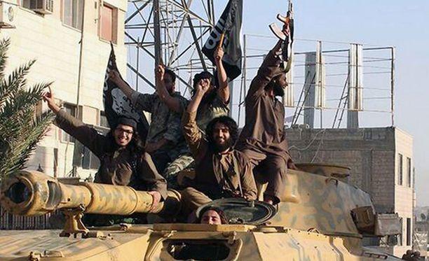 Isis on sekä Venäjän että Yhdysvaltojen vihollinen.