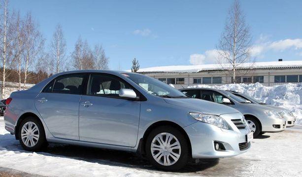 Toyota Corolla on hylkäystilastojen valossa luotettava valinta.