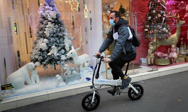 WHO:lla on tiukat jouluohjeet eurooppalaisille.
