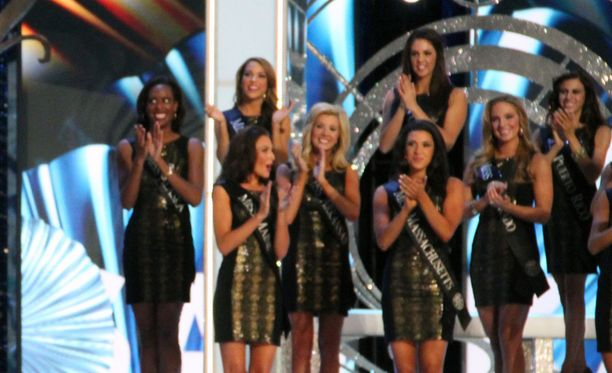 Miss Florida -kisoissa nähtiin erikoinen tapaus. (Kuvituskuva)