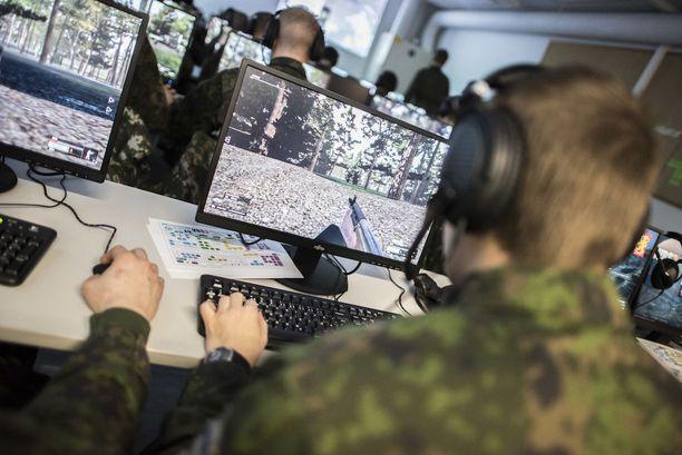 Jokainen varusmies saa jatkossa osan ampuma- ja asekoulutuksestaan virtuaalisesti.