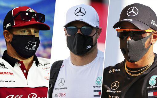F1-kisassa nähtiin peräti kolme starttia! Valtteri Bottaksen karmea viimeinen lähtö vei haaveet voitosta – Kimi Räikkönen MM-pisteille