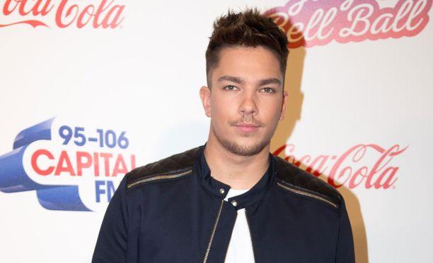 Matt Terry kilpaili UK:n X-Factorin finaalissa Saara Aallon kanssa ja voitti.