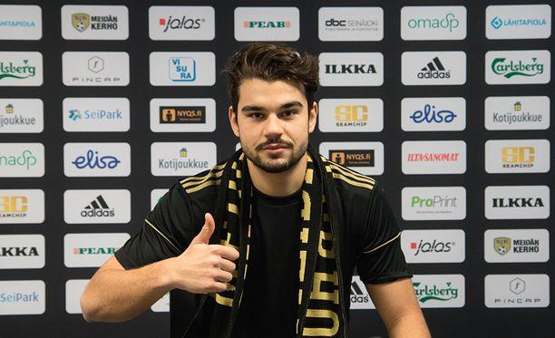 Sergei Eremenko saapuu SJK:n avuksi kauden mittaisella lainasopimuksella.