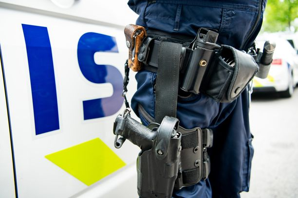 Poliisin mukaan asian selvittäminen on lähtenyt hyvin käyntiin ja rikoksesta epäilty on yhteistyöhaluinen. Kuvituskuva.
