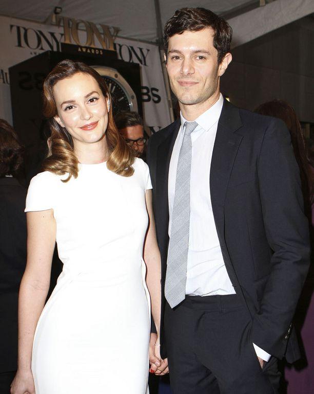 Leighton Meester ja Adam Brody menivät naimisiin vuosi sitten.