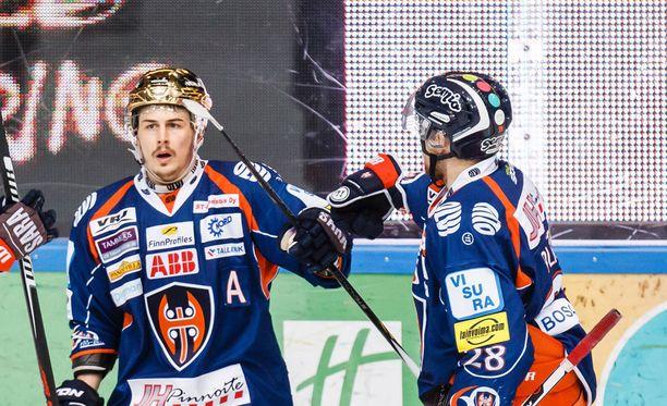 Kristian Kuuselan avausmaali närkästytti HIFK-leirissä.