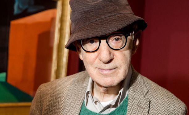 Elokuvaohjaaja Woody Allen uskoo, että hänen kuuluisi olla #MeToo-liikkeen kansikuvapoika.