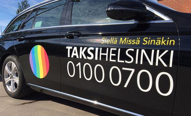 Taksi Helsinki etsii mahdollista ostajaa.