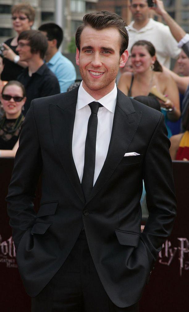 Matthew Lewis vuonna 2012.