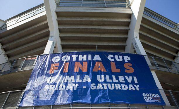 Gothia Cupiin matkaa vuosittain useita joukkueita myös Suomesta.