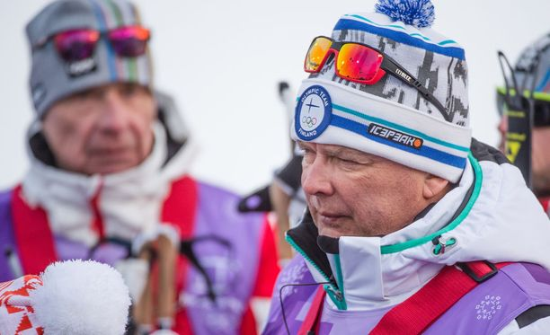 Reijo Jylhä joutui Suomessa rankan arvosteluryöpyn kohteeksi naisten viestin jälkeen.