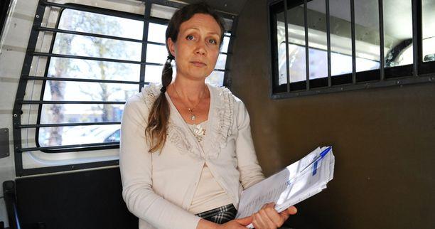 Anneli Auer tuomittiin käräjäoikeudessa elinkautiseen miehensä Jukka S. Lahden murhasta.