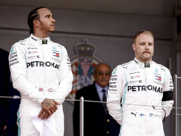 Kolmossija Monacossa ei tyydyttänyt Valtteri Bottasta alkuunkaan, kun tarjolla oli niin paljon enemmänkin.