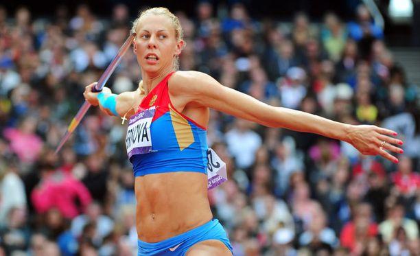 Tatjana Tshernova voitti seitsenottelun MM-kultaa 2011, ja hänellä on myös kaksi olympiapronssia.