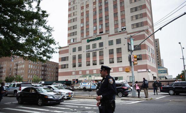 Bronx-Lebanonin sairaala perustettiin jo vuonna 1890.