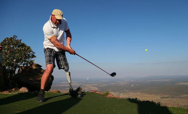 Extreme 19th on tiettävästi maailman korkeimmalla sijaitseva golf-reikä.