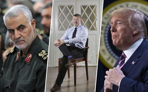 """Näin Iranin ja USA:n konflikti voi räjähtää – Professori: """"Iran ei voi jättää kostamatta"""""""
