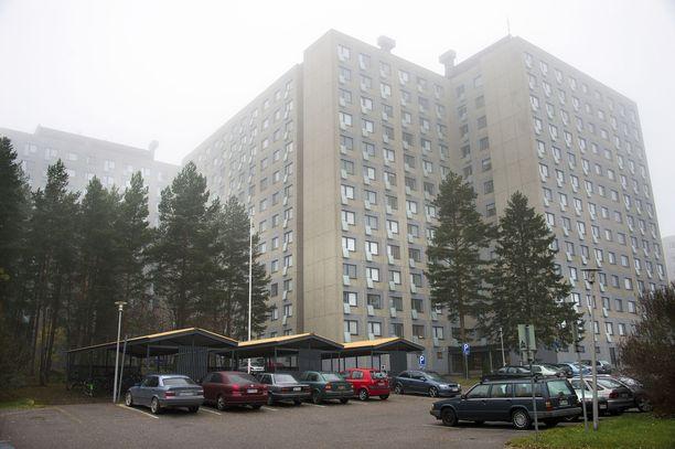 Hervannan keskusta-alueella sijaitsevasta Mikontalosta on häädetty luteita. Tarkastuksia tehdään vielä.