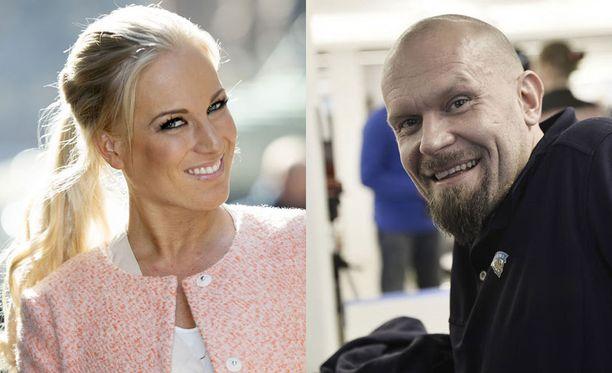 Nanna Koivisto ja Jere Karalahti päättivät viime jouluna muuttaa yhdessä Ruotsiin.