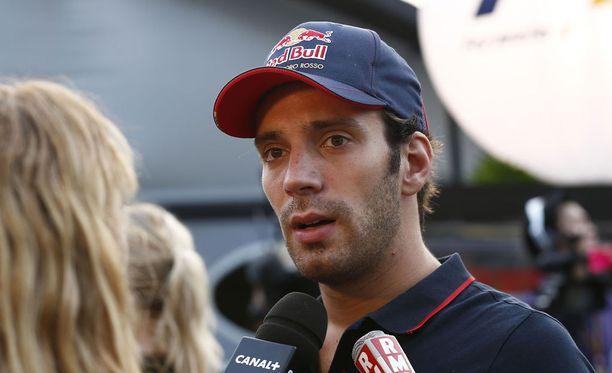 Jean-Éric Vergne ei päässyt Le Mansiin.