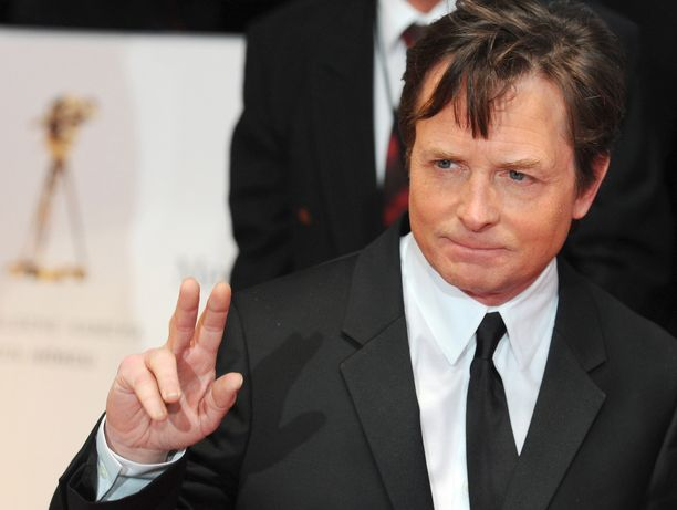 Näyttelijä Michael J. Foxin ensimmäinen tatuointi saa ainakin miehen faneilta täyden hyväksynnän.