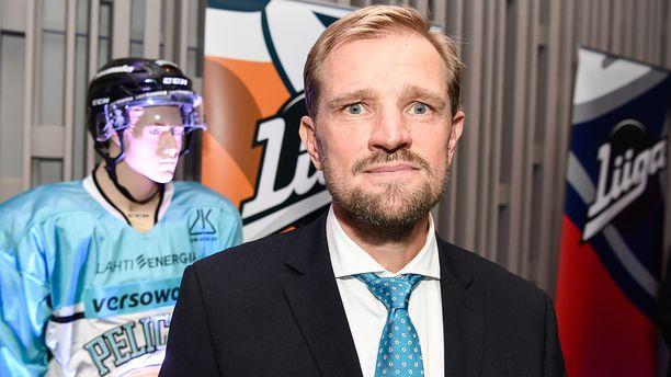 Petri Matikainen on muuttanut Pelicansin kulttuuria urheilulliseen suuntaan.