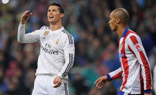 Cristiano Ronaldo janoitsee onnistumista Atleticoa vastaan, jotta surkea putki paikallisotteluissa päättyisi.