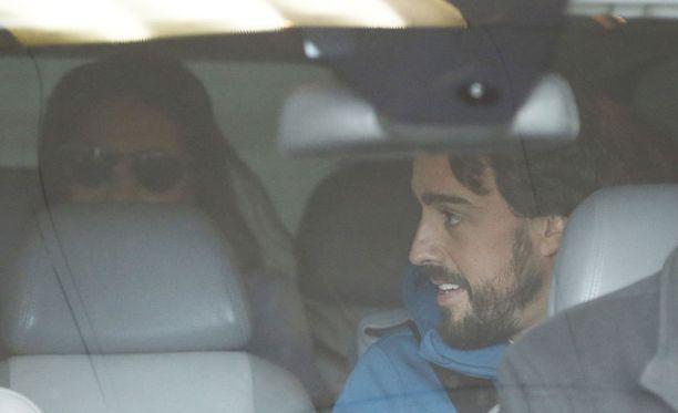 Fernando Alonso ei aja MM-avauksessa.
