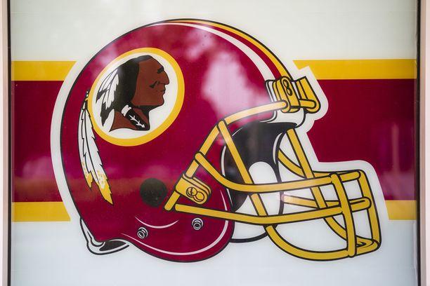 Washingtonin NFL-seuran logon värit halutaan säilyttää entisellään.