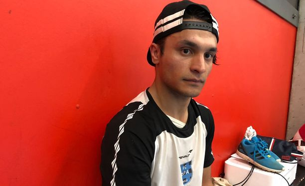 Oululainen Yasir Modareszadeh piti turnauksen tasoa kovana.