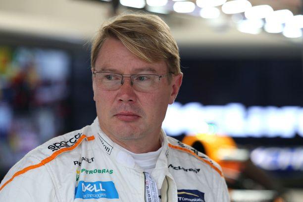 Mika Häkkinen on ajoi edellisen F1-kisansa lähes 20 vuotta sitten.