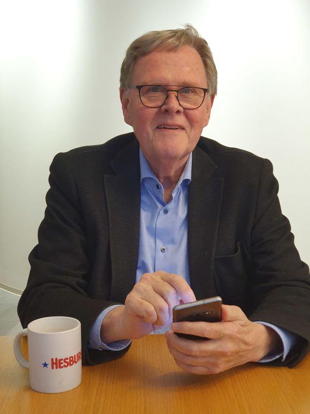 Hesburgerin perustajan Heikki Salmelan mukaan hänelle tuli yllätyksenä, mitä osa työntekijöistä ajattelee työnantajastaan.