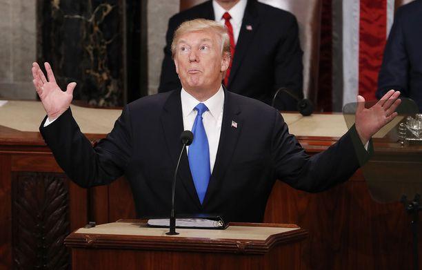 Donald Trump kohtaa toukokuussa Kim Jong-unin, jonka politiikkaa hän on parjannut koko presidenttikautensa ajan.