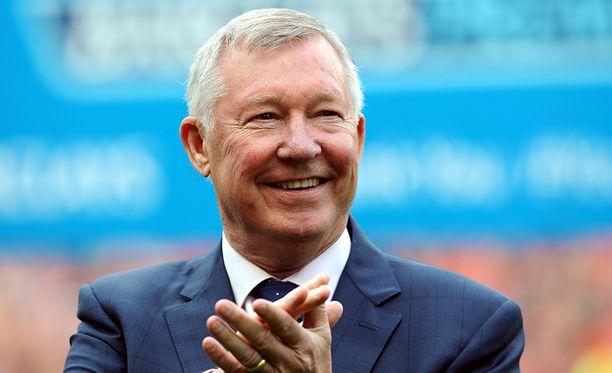 Sir Alex Ferguson on toipumaan päin.