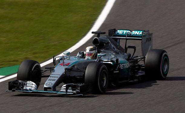 Mercedes teki hurjat tappiot viime mestaruuskaudellaan.