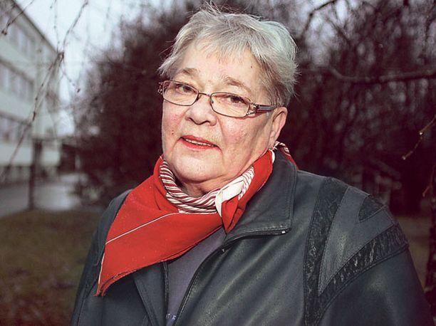 LÄMMIN MUISTO - Lempiset olivat mukavia ja miellyttäviä ihmisiä, Eeva Paakkola sanoo.